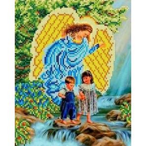 У водопада Набор для вышивки бисером Каролинка