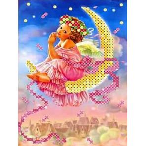 Мечты в небе Канва с рисунком для вышивки бисером