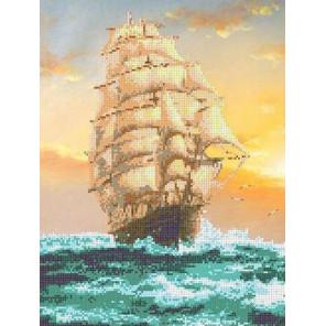 Попутный ветер Канва с рисунком для вышивки бисером