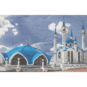 Мечеть Кул Шариф Канва с рисунком для вышивки бисером