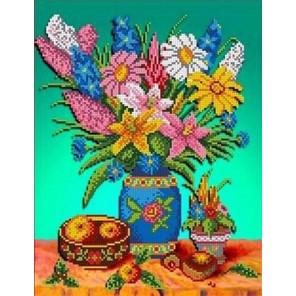 Натюрморт Канва с рисунком для вышивки бисером