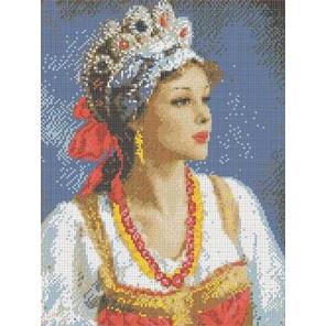 Аленушка Канва с рисунком для вышивки бисером