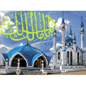Мечеть Кул Шариф Канва с рисунком для вышивки Каролинка