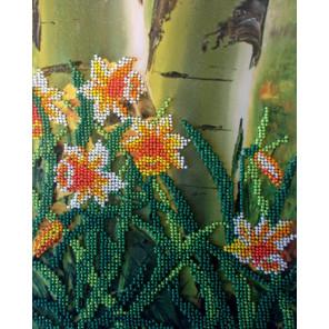 Нарциссы Набор для вышивки бисером FeDi