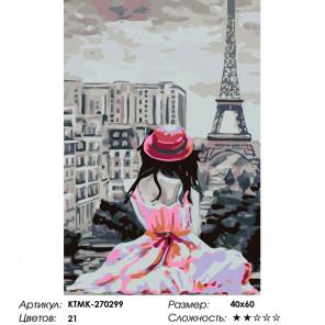 Мечты сбываются Раскраска картина по номерам на холсте KTMK-270299