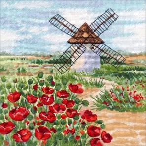 Кастилия-Ла-Манча Набор для вышивания Овен