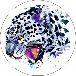 Состав набора Леопард Набор для Вышивания V10