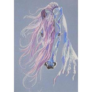 На встречу ветру Канва с рисунком для вышивки бисером