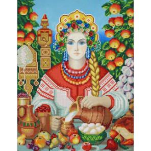 Макошь Канва с рисунком для вышивки бисером 1227