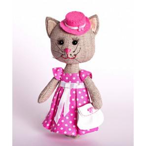 Тетя Кошка Набор для создания игрушки своими руками