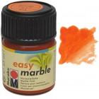 13 Оранжевый Краски для марморирования Marabu-easy marble