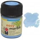 90 Светло-голубой Краски для марморирования Marabu-easy marble