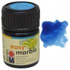95 Лазурный Краски для марморирования Marabu-easy marble