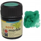 67 Зеленый насыщенный Краска для марморирования Marabu-easy marble