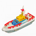 Спасательная лодка раскраска 3D Пазлы деревянные с красками Robotime