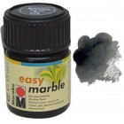 73 Черный Краска для марморирования Marabu-easy marble