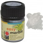 82 Серебро Краска для марморирования Marabu-easy marble