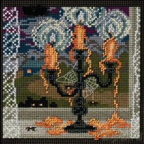 Полуночное свечение Набор для вышивания бисером MILL HILL MH141826