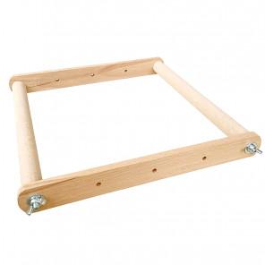 30х40 см Пяльцы-рамка с дополнительными отверстиями для изменения размера ПростоПяльца PR3040