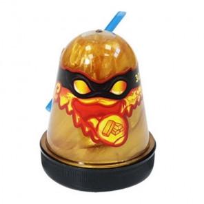 Золотой Лизун слайм Slime Ninja 130 г