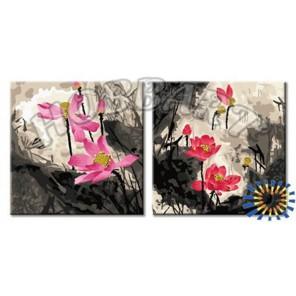 Тепло цвета Раскраски картины по номерам акриловыми красками на холсте Hobbart