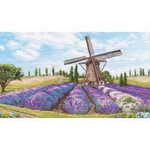 Романтика ветра Набор для вышивания Овен 1040