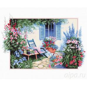 Цветочный сад Набор для вышивания Luca-S B2342