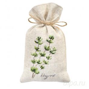 Тимьян Набор для вышивания мешочка для саше Luca-S PM1233