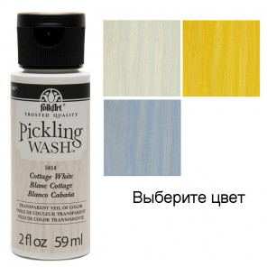 Выберите цвет Морилка Pickling Wash FolkArt Plaid