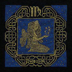 В рамке Дева Набор для вышивания Риолис 1206