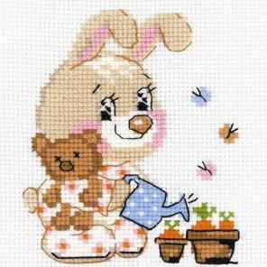 2_2 Огород понарошку Набор для вышивания Риолис