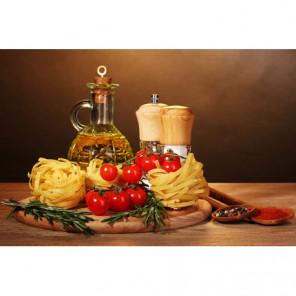 Итальянская кухня Алмазная вышивка мозаика Алмазное Хобби