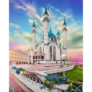 "Алмазная вышивка ""Казанская соборная мечеть"""