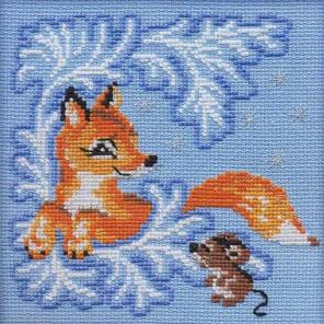 Лисенок Набор для вышивания Риолис 797