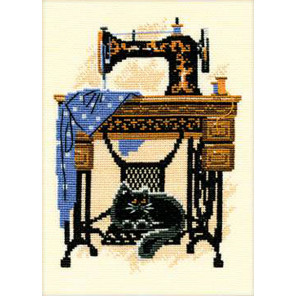 Швейная машинка Набор для вышивания Риолис 857