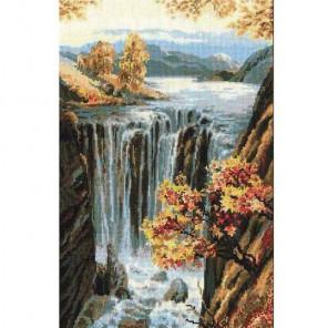 Водопад Набор для вышивания Риолис 974