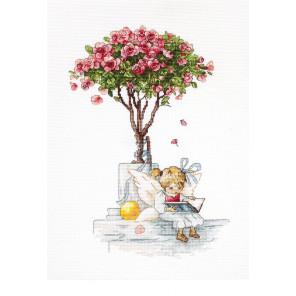 Розы Набор для вышивания Luca-S B1115