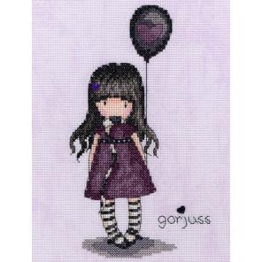 Воздушный шар Набор для вышивания Bothy Threads XG25