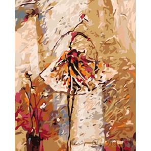 Раскладка Воздушный танец Раскраска по номерам на холсте Живопись по номерам KTMK-63908