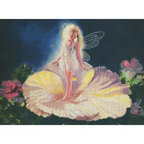 Цветок Набор для вышивания CANDAMAR DESIGNS 51159