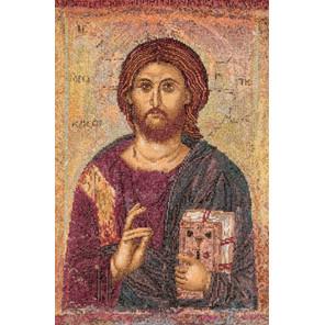 Христос Вседержитель Набор для вышивания Thea Gouverneur 476A