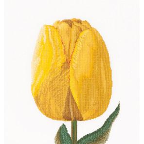 Желтый тюльпан Набор для вышивания Thea Gouverneur 522