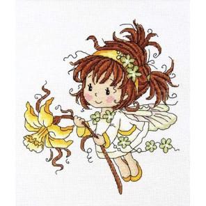 Маленькая весна Набор для вышивания Астрея (Глурия) 623