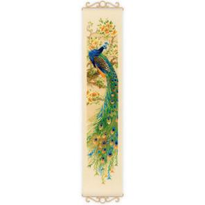 Восточный красавец Набор для вышивания Риолис 1834