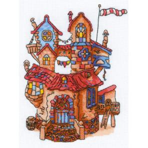 Сказочный домик Набор для вышивания Риоли 1844