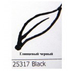 25317 Глянцевый черный Краска по ткани Fashion Dimensional Fabric Paint Plaid