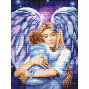 Мамина любовь Алмазная вышивка мозаика Алмазное Хобби AH5409