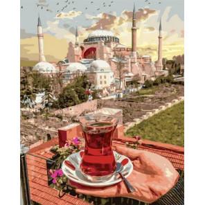 Доброе утро в Стамбуле Раскраска картина по номерам на холсте GX36062