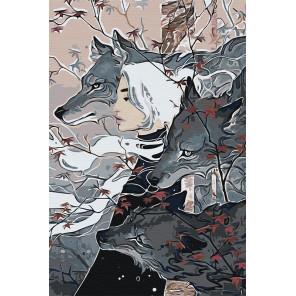 Палитра цветов Легкой походкой Раскраска картина по номерам на холсте AAAA-JV7-100x150