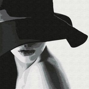 Незнакомка Раскраска картина по номерам на холсте KHM0054